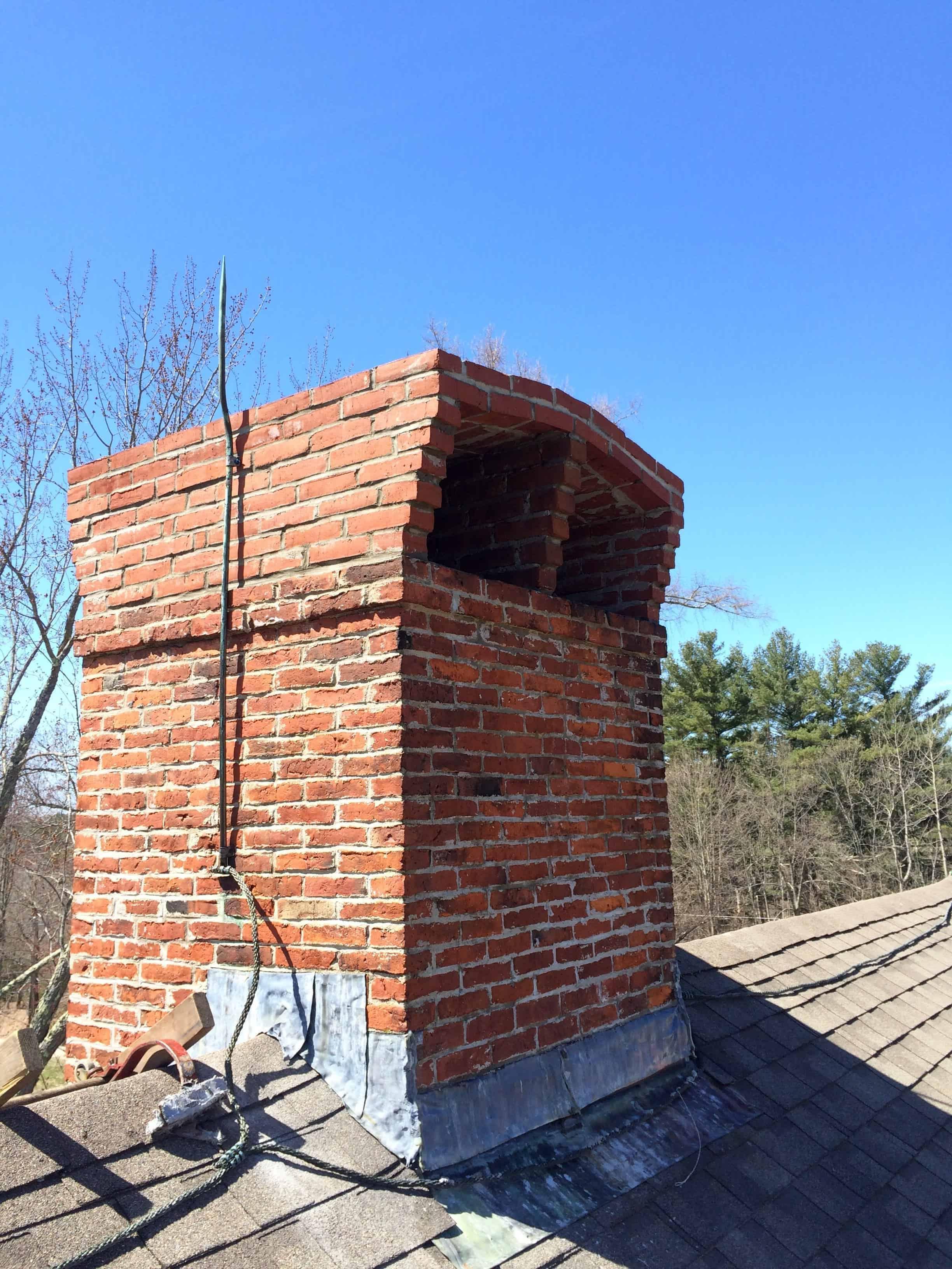 Historic Chimney Restoration Amherst Nh Chimney Savers
